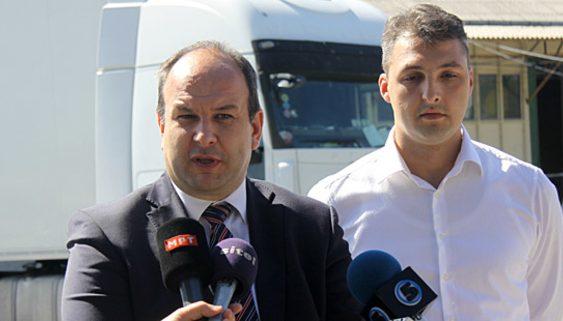 Македонски фирми на рускиот пазар ќе извезуваат бисквити, соленки, вода и конзервни производи