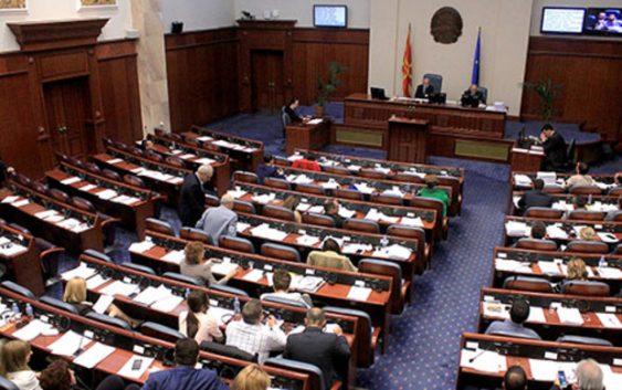 Собранието не ги прифати измените на Законот за водостопанство