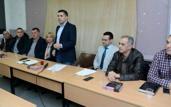 Николовски: Во следниот период ќе се објават огласи за доделување на државно земјоделско земјиште, со цел земјата да се врати кај вистинските земјоделци