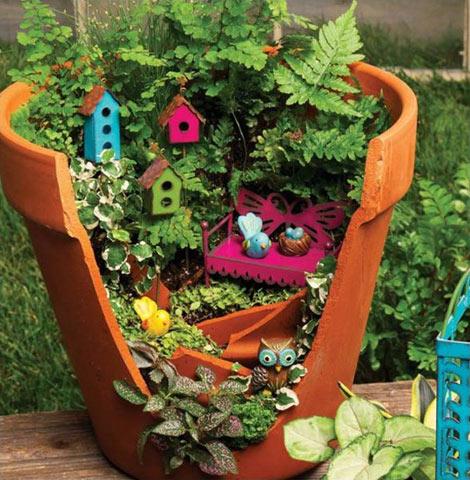 Photo of Направете сопствена малечка градина