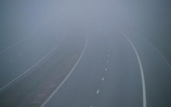 Магла на патиштата кај Кула, Велес, Неготино, Скопје, Тетово, Гостивар, Битола…