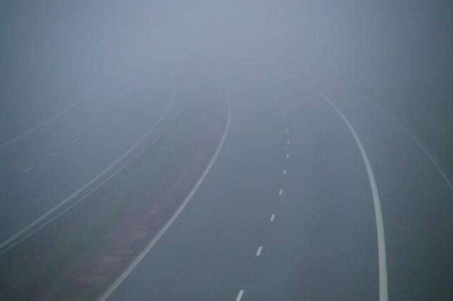 Photo of Магла на патиштата кај Кула, Велес, Неготино, Скопје, Тетово, Гостивар, Битола…