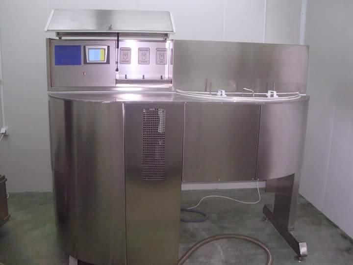 Photo of Се продава машина МИКА 250 за производство на сирење со автоматски режим