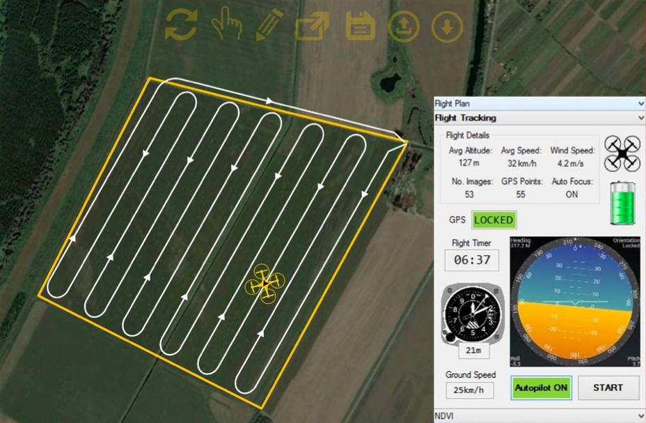 srpski inzhener razviva dron koj mozhe za go modernizira zemjodelstvoto