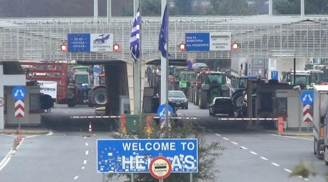 Photo of Блокади на македонско – грчката граница