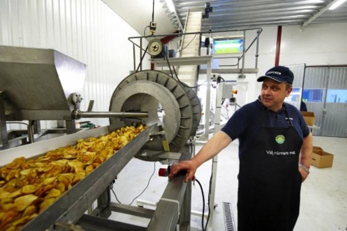 Photo of Фабриката за чипс во Кравари, одлична можност за производителите на компир