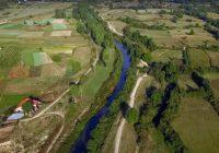 Со пари од Швајцарија се санира речното корито на Струмица