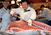 Токио ќе го сели најголемиот пазар на риба