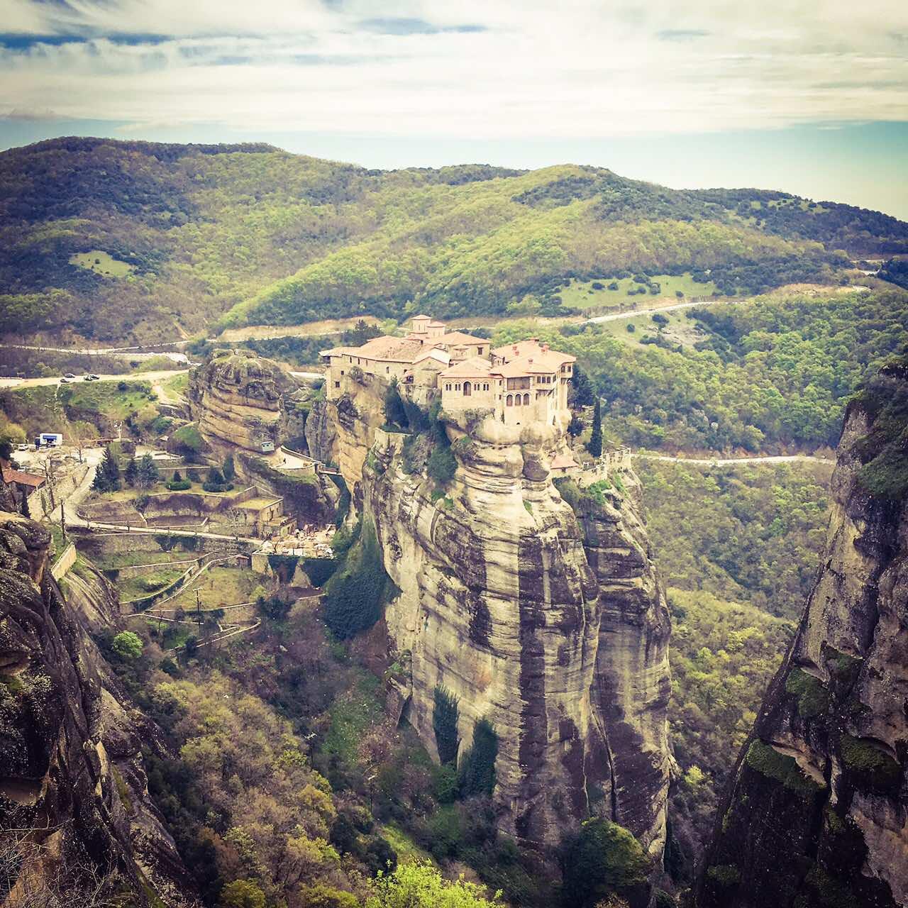 """Photo of Големите манастири """"Метеори"""" – Грција"""