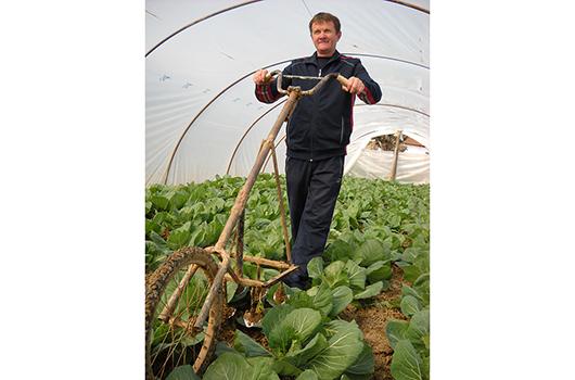 Иновативни земјоделци измислија ново рало за зелките