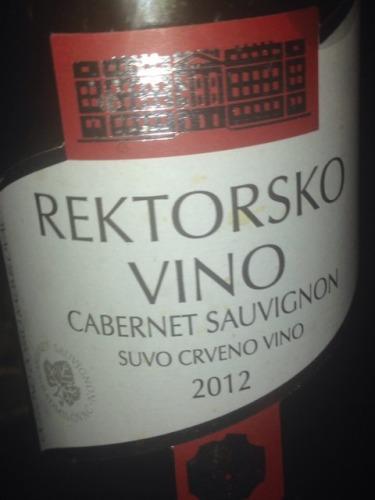 shtipskiot univerzitet kupuva 1000 shishinja rektorsko vino