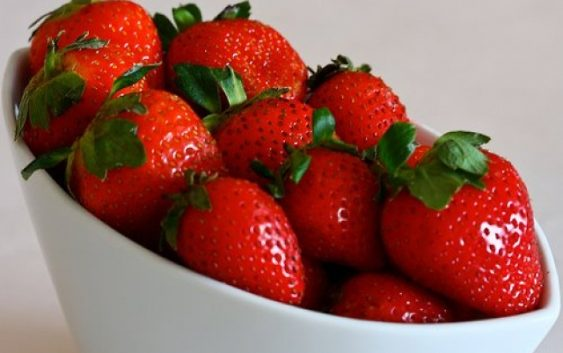 Со јагоди против анемија