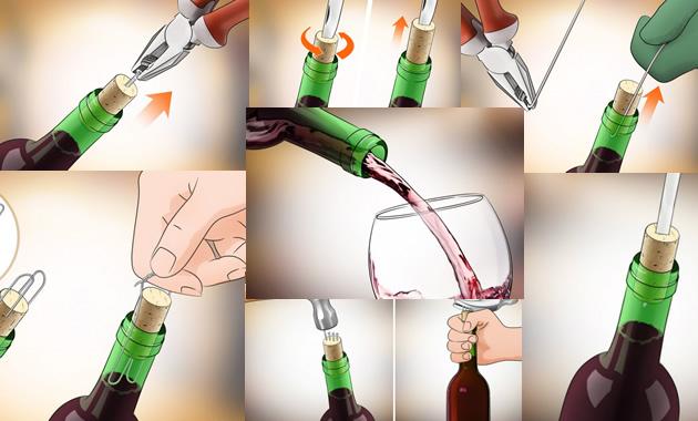 Photo of 6 начини како да отворите шише вино кога немате отворач