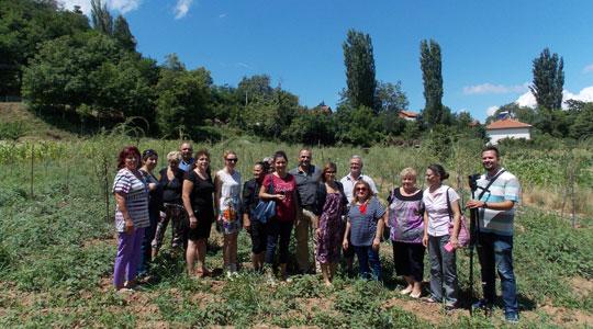 Photo of Струмичко-винички проект за органско производство