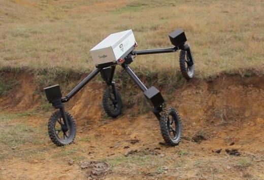Photo of СвагБот – робот кој ќе им помага на фармерите