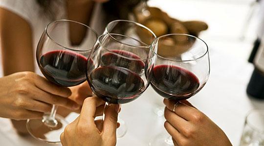zoshto treba da piete vino