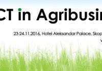Конференција ИКТ во агробизнис