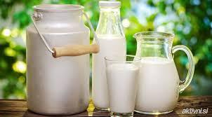 cenata na mlekoto najvisoka vo poslednite dve godini
