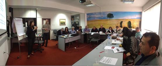 Photo of Обуки за адаптација на земјоделството кон климатските промени