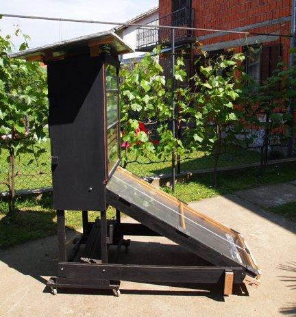 Photo of Соларна земјоделска сушилница во Кумановско