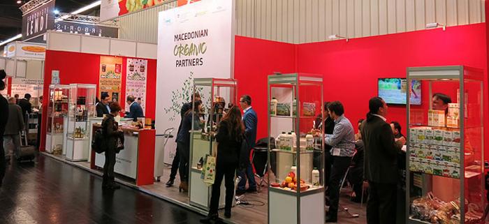 """Photo of Македонски производители на најголемиот саем за органски производи """"Биофах"""""""