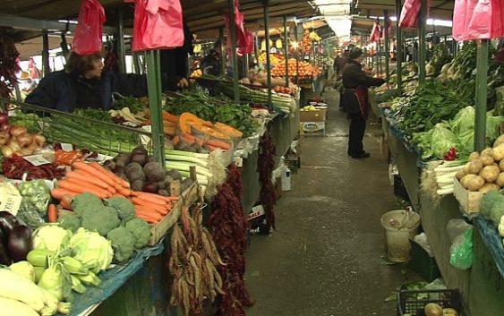 Повисоки цени на зелените пазари во февруари