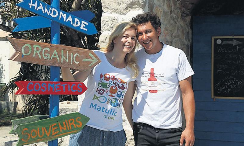 Photo of Со чили и маслинки направија бизнис на остров