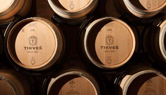 """Photo of Нови медали за врвните вина на """"Тиквеш"""""""