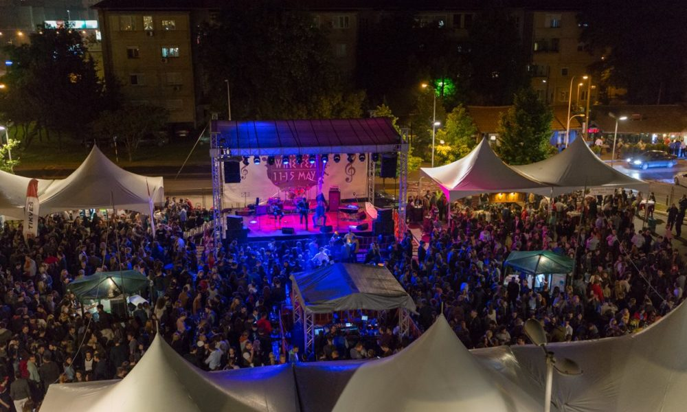 Photo of ВИНО ФЕСТ 2017: Квалитетно вино, добра музика и улични артисти пред Веро центар