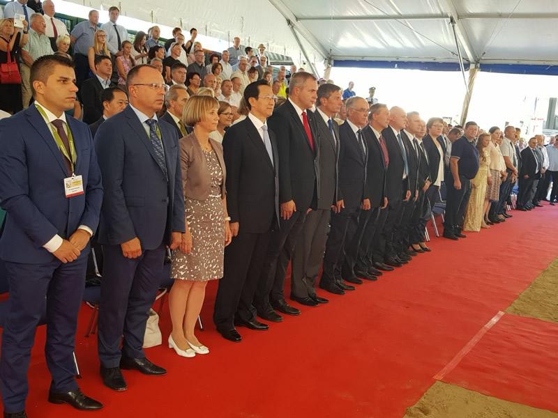 Photo of Македонија во 2018 година ќе биде партнер на Интернационалниот саем за земјоделство и храна во Словенија