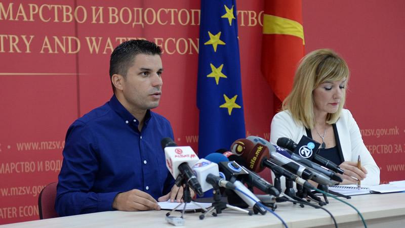 Photo of Потпишан договорот за проектот за Реонизација на земјоделското производство