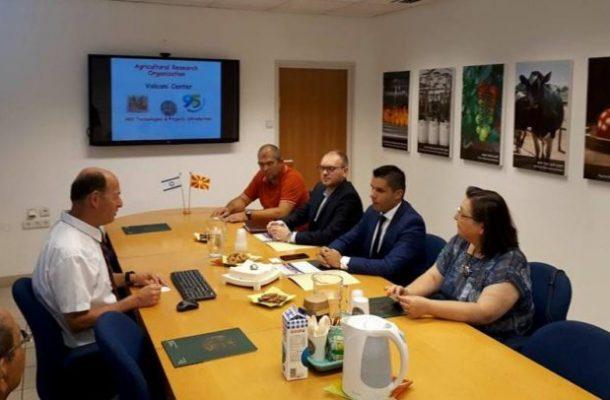 Photo of Министерот Николовски во Израел на средби со компании од агро сектор и научно истражувачки центри