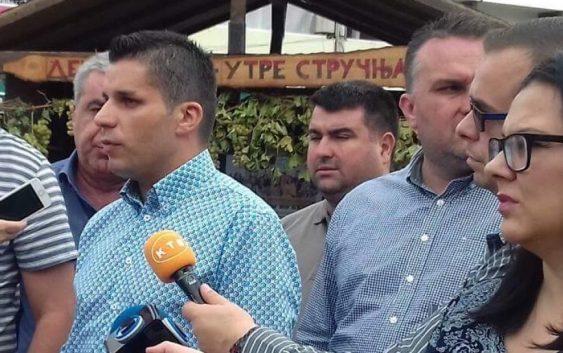 """Николовски: """"Повардарие"""" треба да им ги плати заостанатите пари на лозарите за откупеното грозје"""