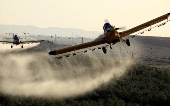 Скопје: Викендов прскање против комарци