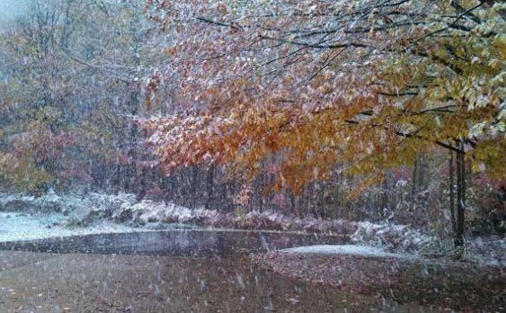 Агро – метео, првиот снег овој викенд