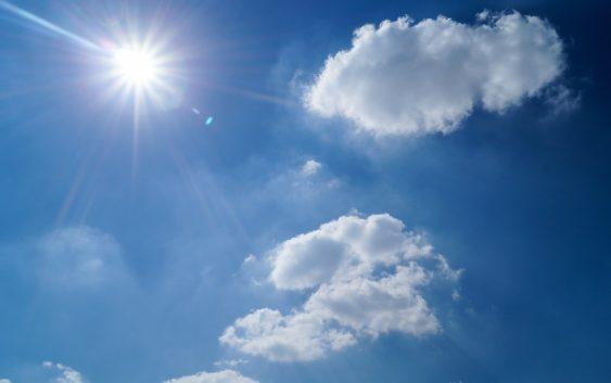 Агро – метео: До крајот на неделава сончево, температура до 29 степени