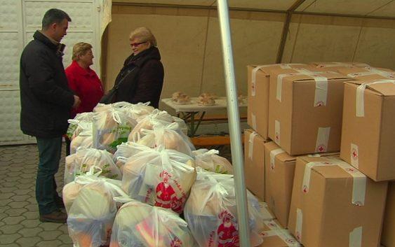 """Почнува акција за донирање на храна """"Нахрани 1.000"""""""