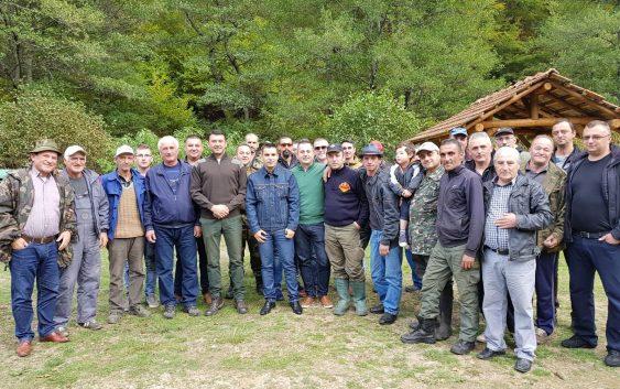 Николовски ги информираше ловните друштва како ќе го унапредуваат ловството