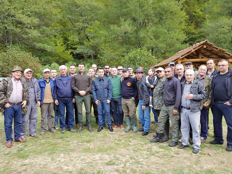 Photo of Николовски ги информираше ловните друштва како ќе го унапредуваат ловството