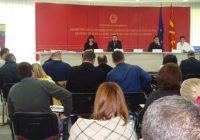 Обуки за примена на постапката за окрупнување на земјоделското земјиште
