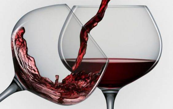 Црното вино го забрзува согорувањето на масти