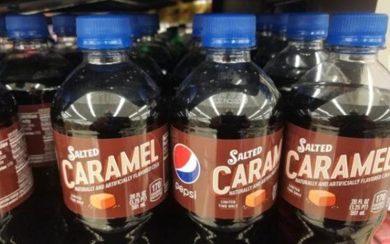 Пепси за Божик ќе пушти во продажба напиток со вкус на солена карамела