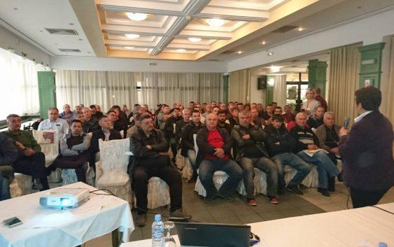 Успешно реализирана четвртата регионална работилница за консолидација на земјоделско земјиште