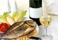 Вино во комбинација со различни видови на храна