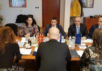 Платежните агенции на Македонија и Хрватска потпишаа Меморандум за соработка