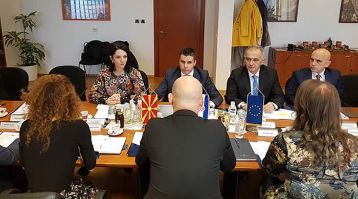 Photo of Платежните агенции на Македонија и Хрватска потпишаа Меморандум за соработка