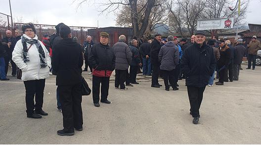 Photo of Лозари протестираат поради неплатено грозје од неколку реколти