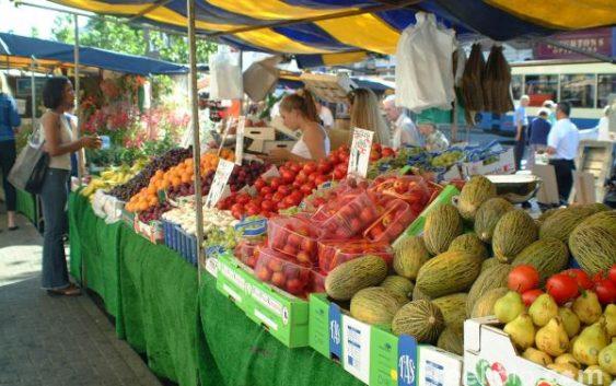 Нов закон за зелените пазари: Пазарџиите ќе продаваат ако имаат лиценца