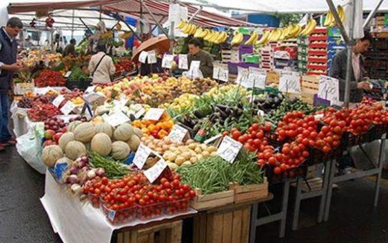 Слаба продажба на овошје и зеленчук за Нова Година