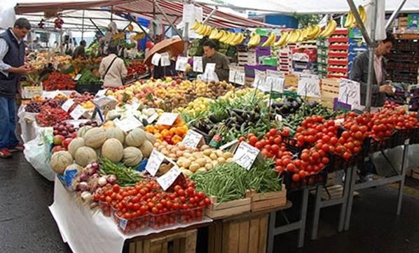 Photo of Слаба продажба на овошје и зеленчук за Нова Година
